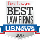 Best Law Firms 2017 Logo